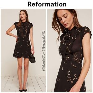 "Reformation ""Faith"" wildflower Dress 2"